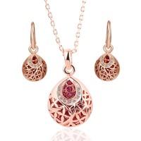 Ювелирный набор 18K Jewelry 18K Set S269