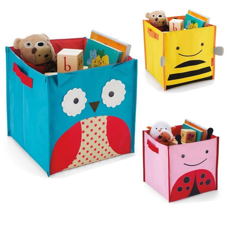 Детский короб для игрушек