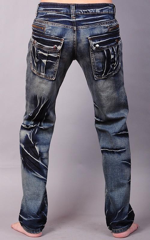 Wholesale-Jeansian Collection Mens Unique Designer Jeans Denim Top ...