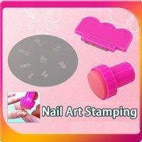 Nail Art шаблоны новинка
