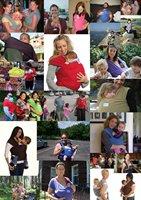 Кенгуру для детей Moby Wrap ! 100% DVD /1