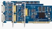 DVR карта 8chs Video&Audio DVR Card: VEC0804LC