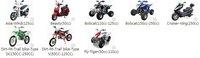Рамы и Комплектующие для мотоцикла 48mm Air Filter for Dirt bike, ATV, scooter Parts@87192