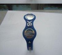 20pcs/lot new 100% silicone power(energy) balance bracelets wholesale with retail pacakges