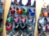 Туфли на высоком каблуке Limited Edition Daffodile Brand 16CM high heel ladies shoes Platforms wedding Red sole wedding Daffodil Pumps