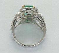 Кольцо Changxing Jewelry 18 k & 2,2 N10301
