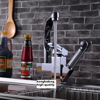 Смеситель для кухни GAOGU 360 Gy_6061