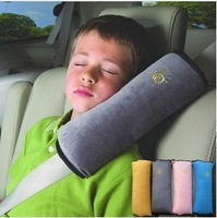 Чехлы для автокресел Enhanced version of the children's cover is the car seat belt shoulder pad sets child restraint supplies multi-color optional