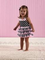 Платье для девочек 3