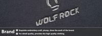 wolfrock за пределами спорта мужчины Термобелье набор быстросохнущие