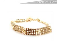 Браслет Neoglory Bracelet MADE WITH SWAROVSKI ELEMENTS Crystal Jewelry For Wedding Party Gift Holiday Sale