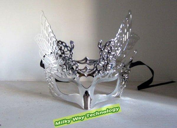 Envío gratis agrietada máscaras de pintura hermosa máscara de ...