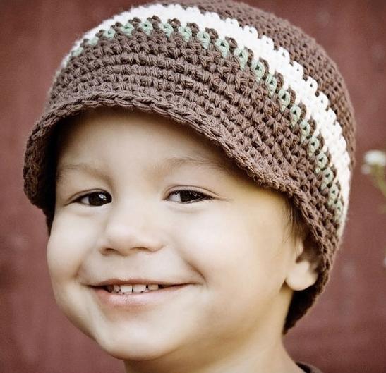 Baby Hats Cap Knitting Hats Beanies Flower Boy's Hat Girl Headband