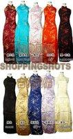 Азиатская национальная одежда chinese dress qipao cheongsam Asian clothing 520303 pk