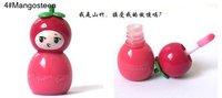 Eastlina 7 Colors 5ml Cosmetics fruit lip gloss! 7pcs/lot