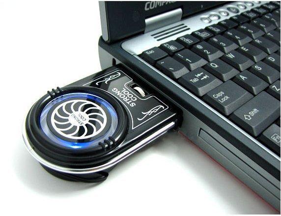 Мода Мини вентилятор охлаждения для ноутбука ноутбук Cooler портативный USB вакуума, Бесплатная доставка - Круглосуточно
