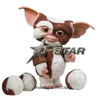 Интимная игрушка Germlins GIZMO + Poker Player + Stripe Action Figures 3 PCS Model Collection