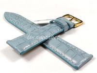 Ремешок для часов 16 pin ZX101G ZX101G  (16mm,Blue)
