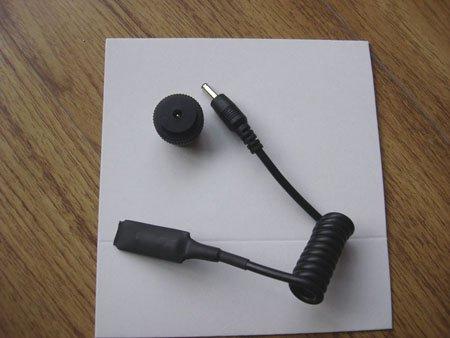 Riflescope laser sight