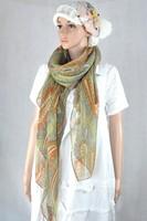 Женский шарф Drawingcolor , 184 * 111 SC016
