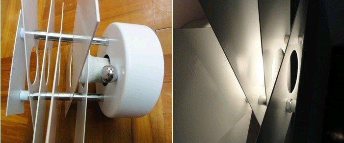 35 cm luce di soffitto della lampada foscarini big bang - Descrizione camera da letto in inglese ...