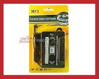 Пустая видео кассета для записи CD 3,5 MP3 IPOD NANO CD MD, smaple, MP3 100