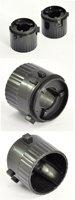 Кабели, переходники и розетки для авто GoIf 6 Halogen To HID Bulbs Base Adapter Holders [C192