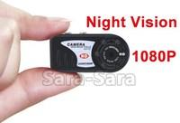 Мини камкордер T8000 1080P IR /dv DVR HD DVR SCT808