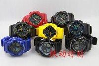 Наручные часы New comeing1pcs/lot fashion watch ga 100 watch, sports g watch ga100