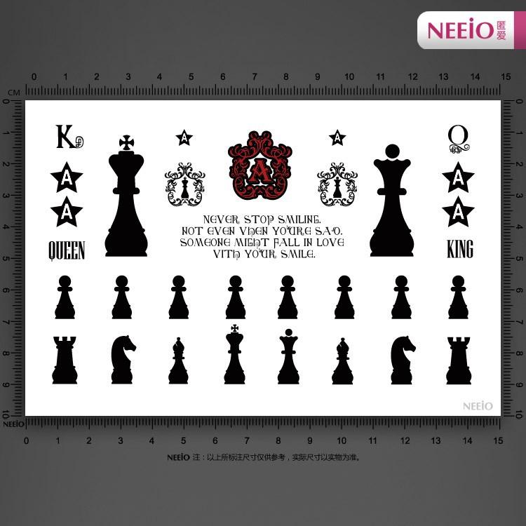King And Queen Chess Piece Tattoo T2k6rtxmxaxxxxxxxx_!!837013678