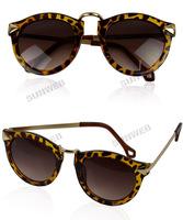 New Retro Stylish Arrow Decorative Plate Frames UV400 Unisex Sunglasses Eyewear 4colors free shipping 8098