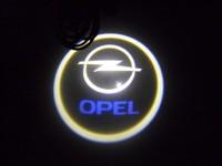 2 шт/много 5w автомобиль двери Кри привело 3d логотип света Добро призрак тень лазерной проекции света лампы