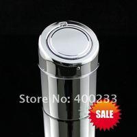 Stainless steel Portable car Ashtray, 20pcs/lot