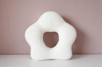 Подушка 1pcs Factory direct Blue Star shape pillow, memory foam pillow with velvet pillowcase, nap memory Pillow, Body Pillow