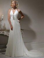 Свадебное платье New Slim/Line necklinezippe crystal uching 0019