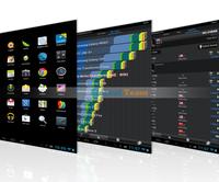 Планшетный ПК 7 inch android 4.1 G+G Screen tablet pc Vido N70s dual core 1.6GHz 1GB RAM webcam WIFI HDMI rk3066 cortex a9