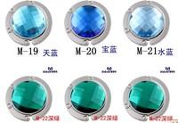 Free shipping wholesale 24pcs/lot Bag hanger Purse holder Foldable Handbag Hook 20 colors mix Designs and colors as optional