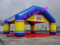 Реклама надувные удача GK-tent04