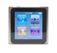 "New+8GB 6th stlye MP4 Player 1.5"" LCD ID3 Lyrics display E-book,Built-in mic MP3 Player MP3 Player+GIFT&Free shipping"