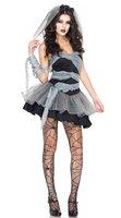 мама невесты вампира Хэллоуин зомби платье призрак невесты сказка Золушка ведьма Косплей костюмы