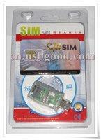 Флеш-карты и usb-переходники sim card reader/editor