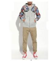 Мужская толстовка New Japan Tide Mascot Tattoo Cranes Outdoor Jacket Man Thick Hoodies Fleece novelly Mens Sweatshirt Pullovers 2 Colors, S-XXXL