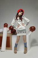 8.99 $ моды o шеи трикотажные женщин свитер пуловер длинными рукавами Рождество оленей снежинка sw010