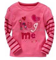 Футболка для мальчиков 36pcs Grils' Boy T-shirts Cotton Shirts Infant Tops Jumpers Children Kids Shirt tank top