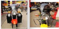 Ветровое стекло для мотоцикла Heavenly sword streetcar/iron horse with headlight circle/motorcycle windshield