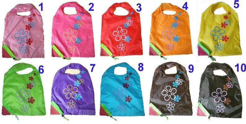 Wholesale Eco Friendly Foldable Reusable Strawberry Shopping Bag