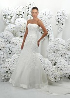 Свадебное платье The Newest style+Elegant Embroidered+Superior quality Wedding apparel