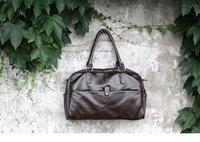 Сумка Men's Casual PU leather shoulder handsome Messenger bag / handbag - black, coffee