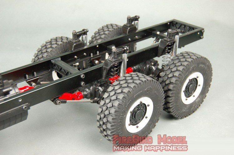 Радиоуправляемые модели грузовиков своими руками