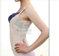 Корректирующий женский топ Thin abdomen drawing shaper bra thin clothing beauty care underwear adjustable shapewear female